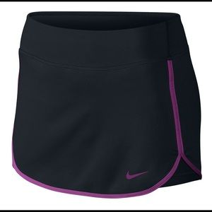 Nike Straight Court Dri fit Tennis Skirt